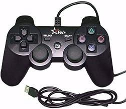 Controle Ps3 E Pc Com Fio Ps3 Dualshock Playstation 3 FR-205A