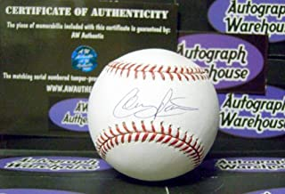 Autograph Warehouse 332991 Colby Rasmus Signed Baseball - OMLB Astros Blue Jays Cardinals