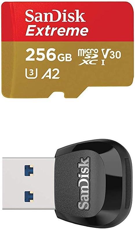 Sandisk Extreme 400gb Microsdxc Class 10 Speicherkarte Computer Zubehör