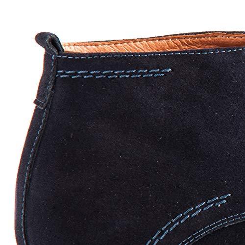 Travelin' London Suede Chukka Boots | Schnürhalbschuh - 6