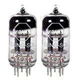 New Gain Matched Pair (2) Tung-Sol Reissue 12AX7 ECC83 Tubes - Authorized Dealer
