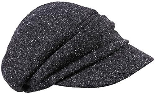 KYXXLD MesLes dames Mode féminine Hiver Chaud béret Hat