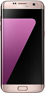 Samsung Galaxy S7 Edge Sm G935F 32Gb Android Single Sim Factory Unlocked 4G Lte Smartphone International Version Pink
