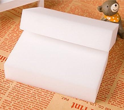 Generic Magic Sponge Multi-Functional Melamine Cleaner Eraser (100 x 60 x 15 mm) -20 Pieces