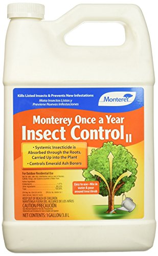 Monterey Once A Year Insect Control II 128oz