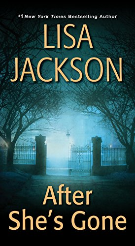 After She's Gone by Lisa Jackson ebook deal