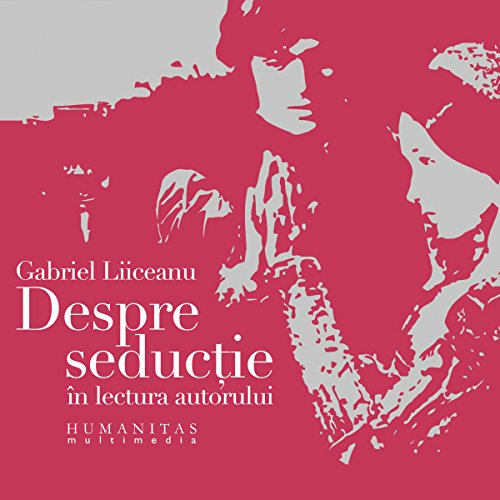 Despre seductie audiobook cover art