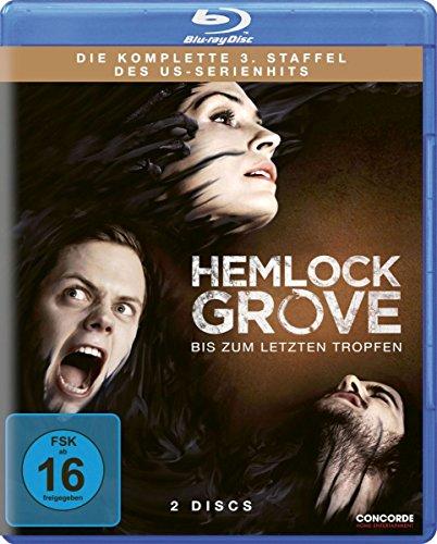 Hemlock Grove - Bis zum letzten Tropfen - Die komplette Staffel 3 [Blu-ray]
