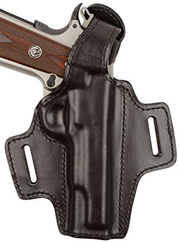 BIANCHI Model 126 Assent Holster Fits Colt 1911, Black, Right