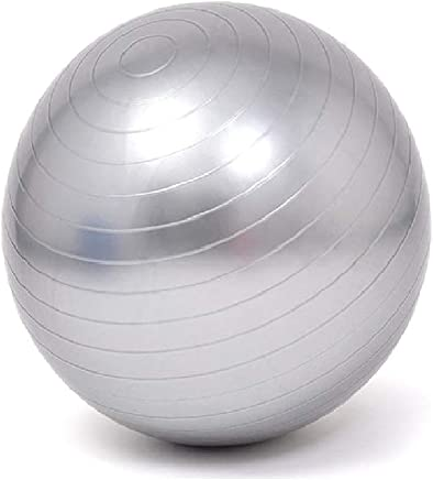 HSR Anti Burst Gym Ball for Exercise & Fitness-65 cm (Inflatable Pump is not Included)