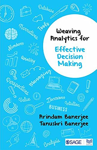 Weaving Analytics for Effective Decision Making (English Edition)