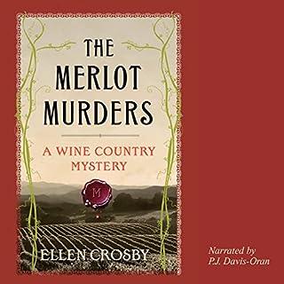 The Merlot Murders cover art