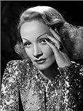 Poster 30 x 40 cm: Marlene Dietrich von Everett Collection