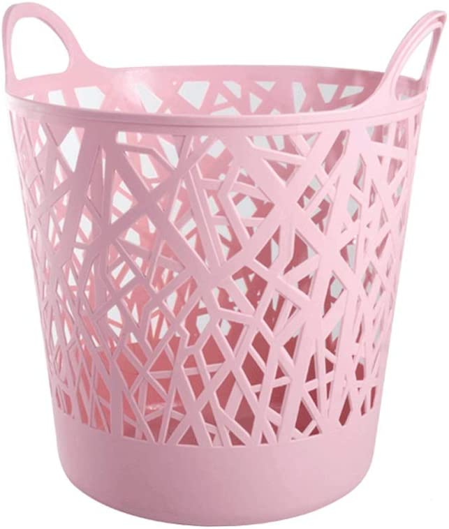 Laundry Basket ZLZ Plastic Max 80% OFF Hamper Dirty Max 73% OFF Laun Home Bathroom Large