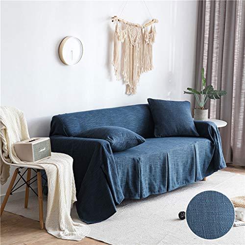 HUIJ Sofás Elástica de Punto Universal Protectordel sofá Se Adapta a Toda la Tela CubiertaCubierta de Muebles Elegante y Duradera para Sofá DecorativaFunda de sofá elástica elástica Funda de sofá