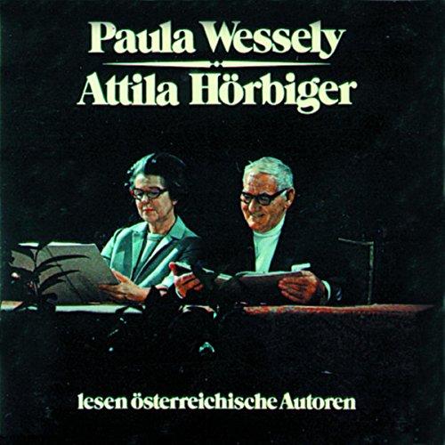 Paula Wessely und Attila Hörbiger lesen österreichische Autoren Titelbild