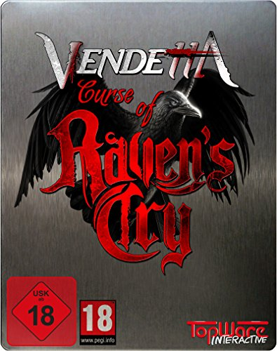 VENDETTA - Curse of Raven's Cry [Steelbook Edition]