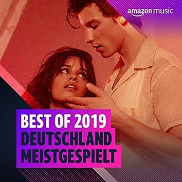 Best of 2019: Deutschland Meistgespielt