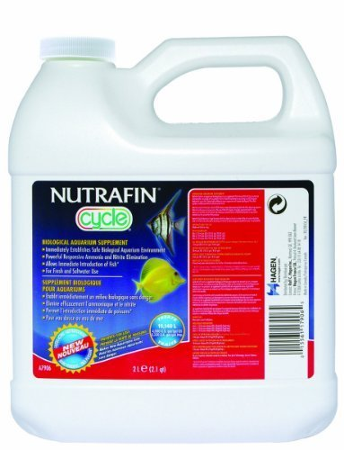 Nutrafin Cycle Biological Filter Supplement, 68-Ounce by Hagen