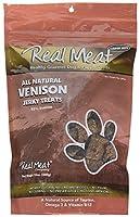 Canz Real Meat JERKY Healthy Cat Dog Reward Treats VENISON 12 oz