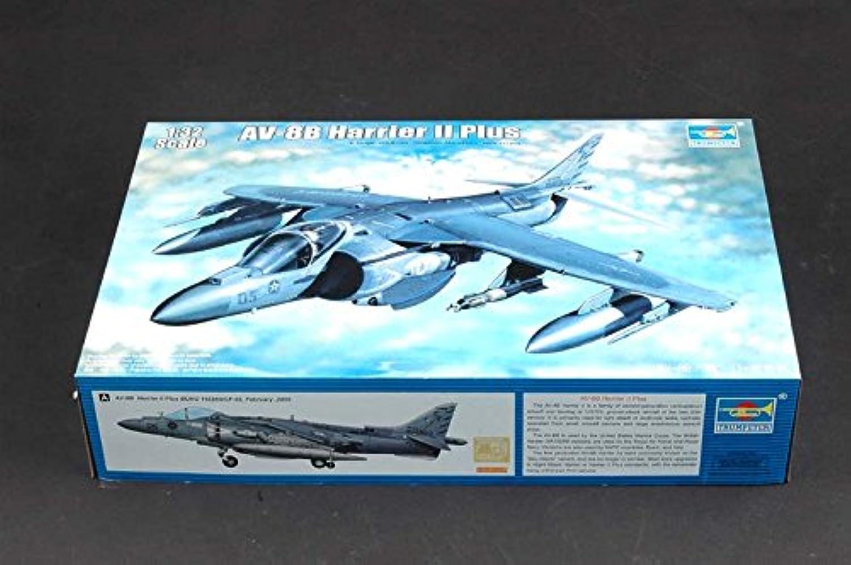 Trumpeter 02286 Modellbausatz AV-8B Harrier II Plus
