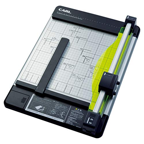 CARL Disk cutter DC-210N (A4 Size) Japanese Import