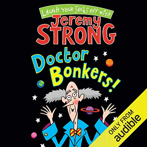 Doctor Bonkers cover art