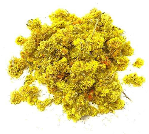 Essbare Immortelle (Strohblume, Ruhrkraut, Katzenpfötchen) - Gewicht: 10G