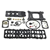 3-200 Carburetor Rebuild Kit 37-119 for Holley Vacuum Secondary CFM fit 390-750 cfm 3906 0...