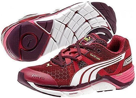 Amazon.com | PUMA FAAS 1000 Women's Running Shoes - 10.5 - Red ...