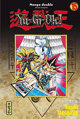 Yu-Gi-Oh ! 15 & 16 (Manga double)