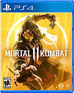 Mortal Kombat 11 - PlayStation 4 by Warner Home Video - Games