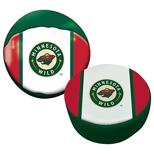 Franklin Sports NHL Minnesota Wild Soft Sport Ball & Puck Set