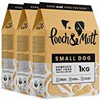 Complete small dry dog food Grain free, 100% natural, health food for dogs Chicken & superfood blend Free from Grain, Cereal , Gluten, GM produce, Artificial flavours, colours and preservatives A small, ethical, award winning Great British company In...