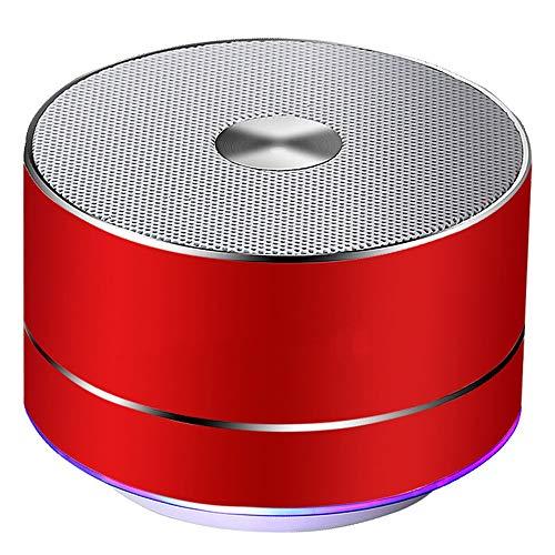 Byx- Bluetooth luidspreker computer audio subwoofer kaart draadloze luidspreker draagbare mini luidspreker buiten 7,1 cm x 4,8 cm x 7,1 cm @
