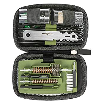 Real Avid Gun Boss 7.62MM Cleaning Kit OD Green  AVGCKAK47