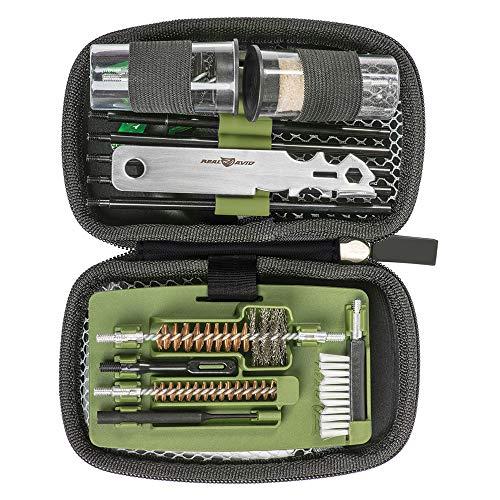 Real Avid Gun Boss 7.62MM Cleaning Kit, OD Green (AVGCKAK47)