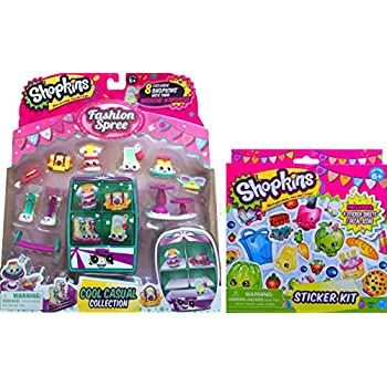 Shopkins Once You Shop You Can't Stop Fashion | Shopkin.Toys - Image 1