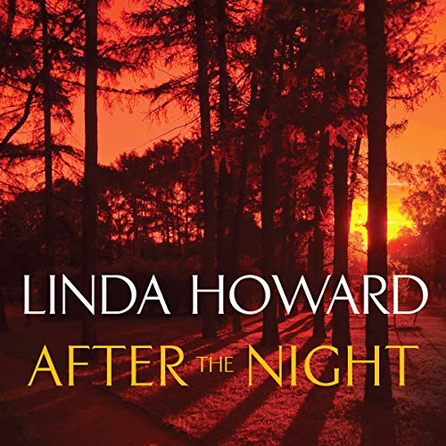 After the Night audiobook cover art
