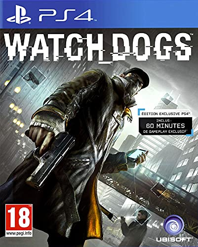 Watch_Dogs - PlayStation 4