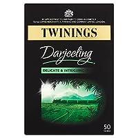 トワイニングティーバッグ50パックあたりのダージリン (x 2) - Twinings Darjeeling Tea Bags 50 per pack (Pack of 2) [並行輸入品]