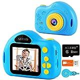 AILEHO Kids Camera 1080p Digital Children Camera 8MP 2'IPS HD Display Screen Multiple Photo Frames...