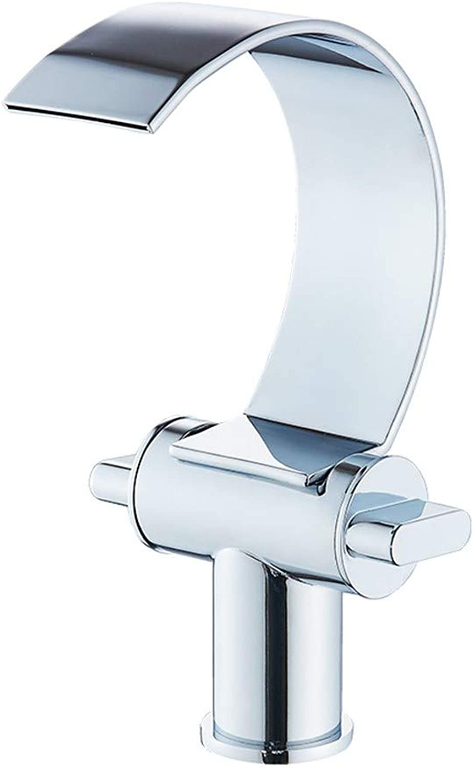 SDRKE faucet hot and cold single hole basin bathroom wash basin faucet heightening bathroom cabinet washbasin faucet