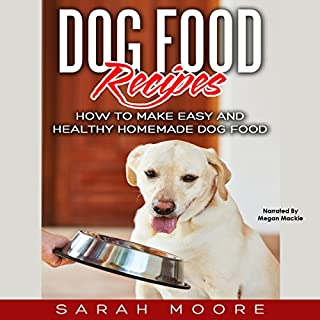 Dog Food Recipes cover art
