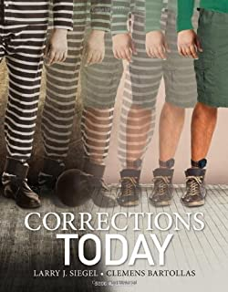 By Larry J. Siegel Corrections Today (2nd Second Edition) [Paperback]