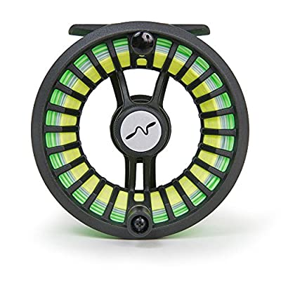 Guideline NEW Favo Fly Fishing Reel 3 Sizes Spare Spool Purchase Separately from Guideline