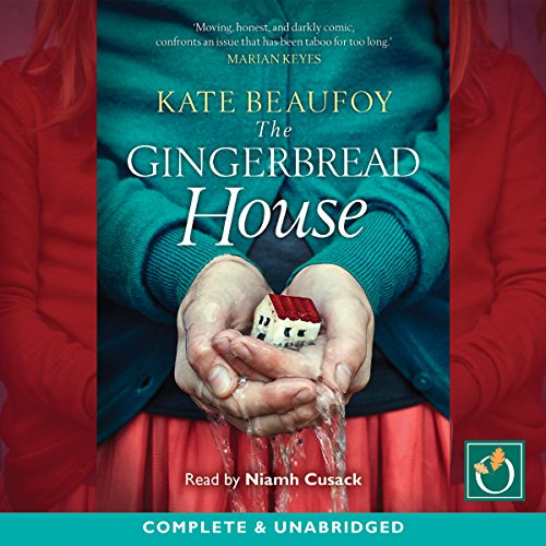 The Gingerbread House cover art