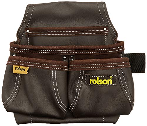 Rolson 68871Farmer 's Werkzeug Gürtel– Braun