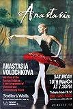 Anastasia Volochkova | original UK Promo Poster