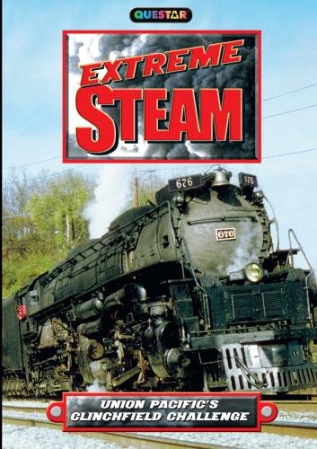 Extreme Steam: Union Pacific's Clinchfield Challenge